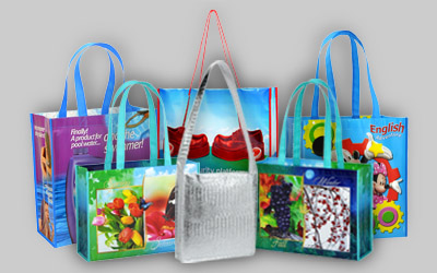 stylish and cheap retail shopping bags